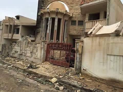خراب الموصل