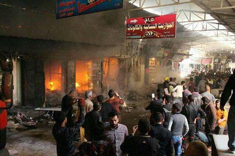 تقجيرات سوق النبي