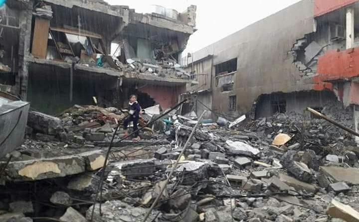خراب الموصل 14