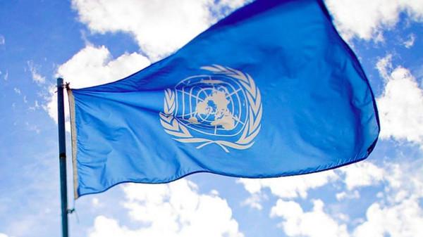 علم الامم المتحدة 1
