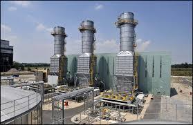 محطة الغازية الكهربائية