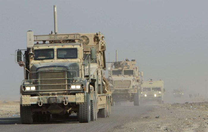القوات الامريكية 1
