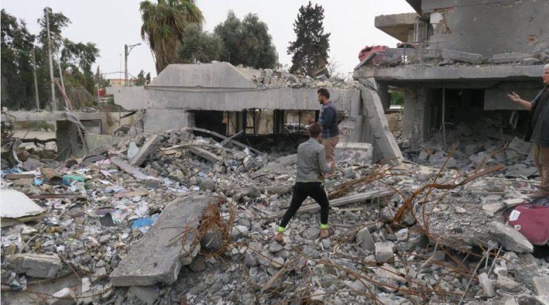 خراب الموصل 12