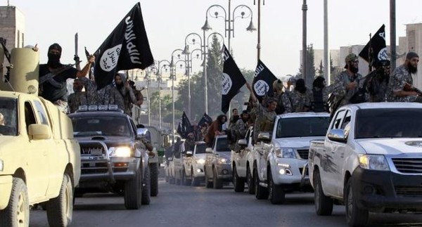قوات داعش