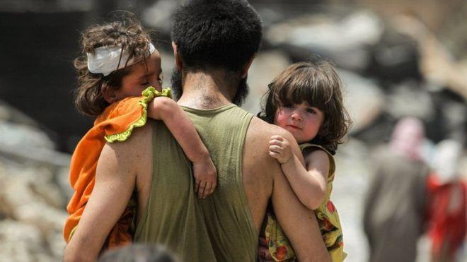 ضحايا الموصل 1