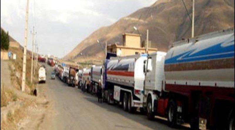 كردستان-تصدر-500-شاحنة-نفط-وتباشر-بمد-انبوب-الى-تركيا-لكسر-سيطرة-بغداد