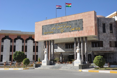 مجلس القضاء في كردستان