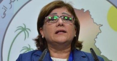 """العبايجي: حملتنا ضد """"تعديل قانون الاحوال الشخصية"""" وضعت رئاسة البرلمان في موقف حرج"""