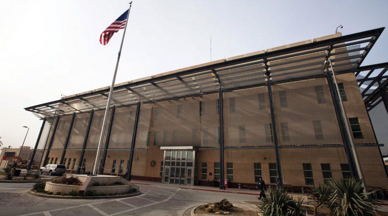 انباء عن مغادرة السفير الامريكي ببغداد الى القنصلية في اربيل