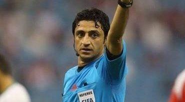 حكم عراقي يقود مباراة لبنان وكوريا الجنوبية في تصفيات المونديال