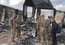 القوات الأميركية باشرت بتعزيز تحصينات قاعدة عين الأسد (صور)