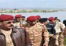 اعادة فتح الطرق المغلقة في منطقة رجم حديد بعد غلقها على خلفية هجمات ارهابية بايمن الموصل