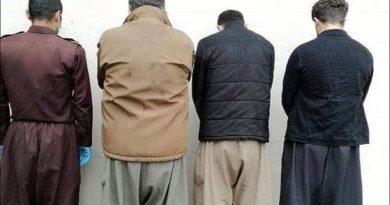 القبض على 23 متهما بمحاولة تهريب أجانب الى الاقليم