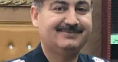 وفاة شرطي عراقي متأثراً بكورونا في العاصمة بغداد