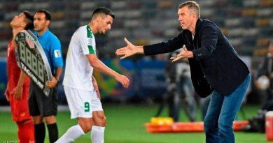 مدرب منتخب العراق يستدعي 7 محترفين لوضع التشكيلة الأساسية للمباراة ضد منتخب عمان
