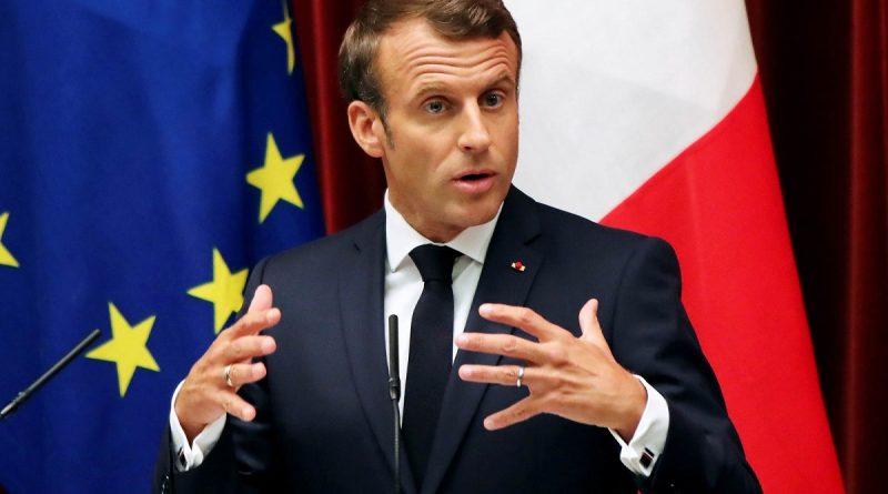 """ماكرون يتهم القادة اللبنانيين """"بخيانة"""" تعهداتهم ويمهلهم 4 إلى 6 أسابيع إضافية لتشكيل حكومة"""
