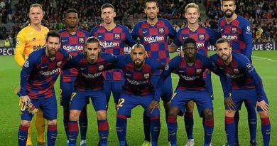 برشلونة يضم لاعباً مصرياً في صفوفه