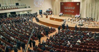 جلسة البرلمان: الحلبوسي يؤجل التصويت على مادة الدوائر الانتخابية