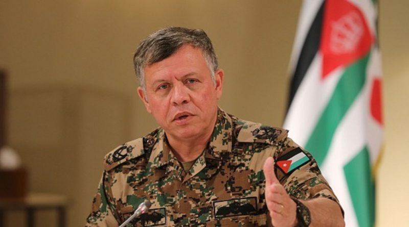 الملك الأردني عبدالله الثاني يحل مجلس النواب