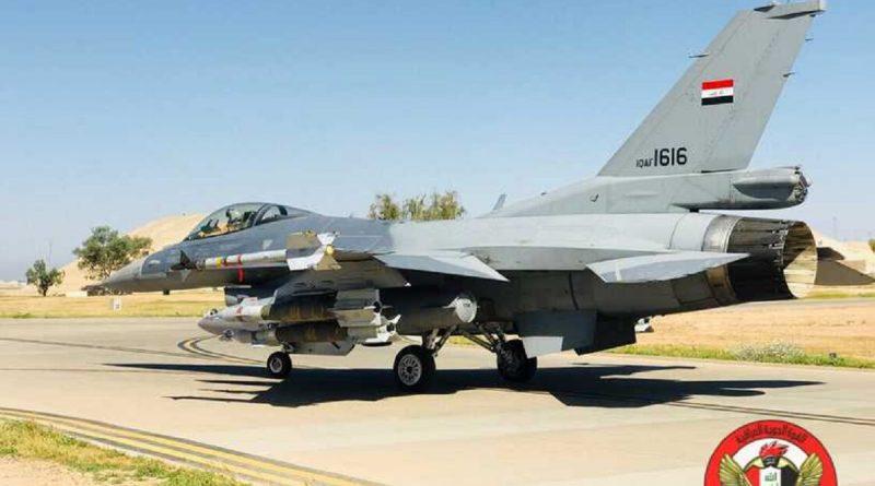 """أمر بتحليقها """"دفعة واحدة"""".. وزير الدفاع العراقي يعلق على أنباء """"تعثر"""" برنامج طائرات F16"""