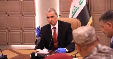 الغانمي يوجه بإرسال لجنة مشتركة لإصدار البطاقة الوطنية للنازحين بكردستان