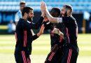 يقترب من صدارة الليغا ..ريال مدريد يفوز على سيلتا فيجو بثلاثية