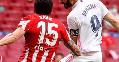 ديربي العاصمة ..ريال مدريد يخطف نقطة ثمينة بعد تعادله مع اتلتيكو مدريد