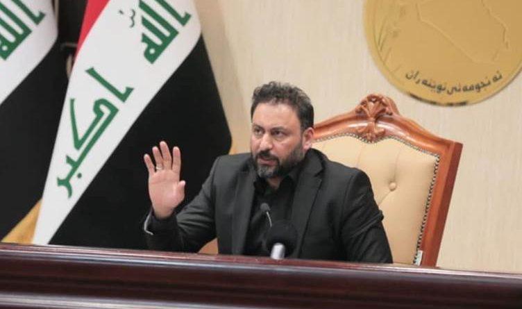 بسبب تصريحاته في البرلمان العربي..الكعبي يطلب إقالة النائب ظافر العاني