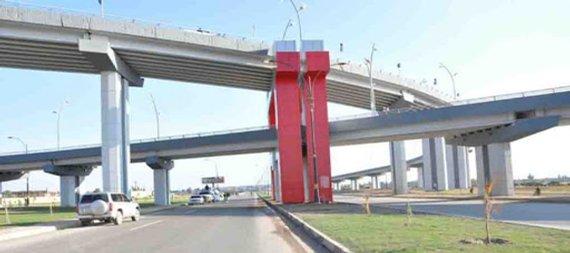 اعادة فتح مجسر في ايسر الموصل بعد خروجه عن الخدمة