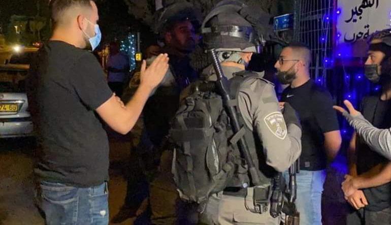 """الاحتلال يكثف تواجده في """"الشيخ جراح"""" تمهيدا لاقتحامه من المستوطنين"""