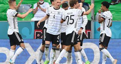 ألمانيا تقلب الطاولة على البرتغال وتفوز برباعية فى «يورو 2020»