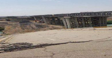 محافظ نينوى :شركة تيكا التركيا تباشر باعمار الجسر الرابع وسط الموصل
