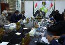 وزير الزراعة يوجه  بتوريد بيض المائدة والدجاج المجزور بصورة عاجلة من اقليم كردستان