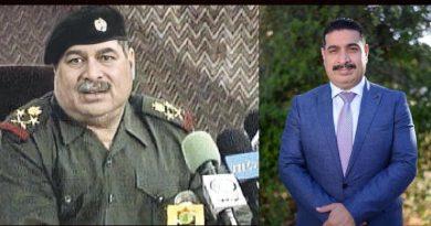 نجل وزير دفاع صدام حسين يفوز بعضوية البرلمان العراقي